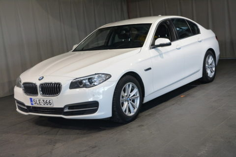 BMW 5-sarja Secto Automotive