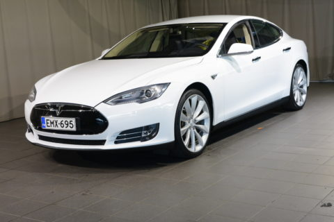 Tesla Model S Secto Automotive